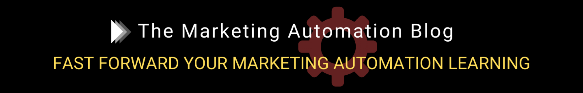 The Marketing Automation Blog